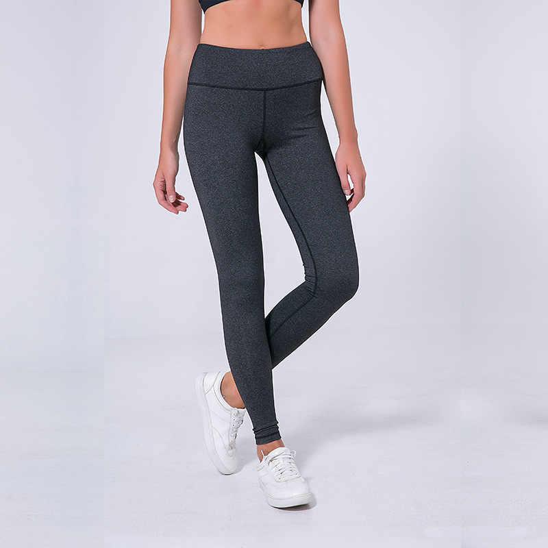 ee3b9aae942f7 NWT women skinny leggings 4 way stretch fabric tummy control pant sexy gym  power flex yoga