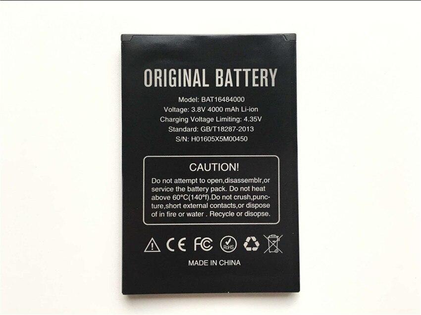 Doogee X5 Max Батарея высокое качество Оригинальные большое Ёмкость 4000 мАч Резервное копирование Батарея Для Doogee X5 Max Pro телефона