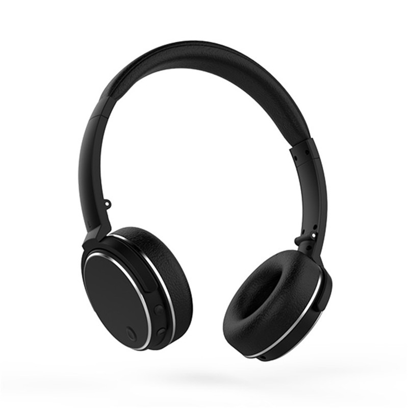 Fashionable Wireless Bluetooth Stereo Sport Hip Hop Music Headphone Heavy Bass Headset with Mic for iOS/Android Smartphones