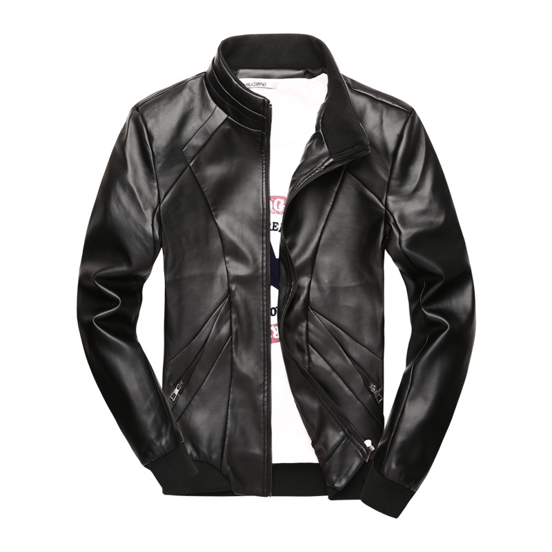 Compare Prices on Best Leather Jackets for Men- Online Shopping ...