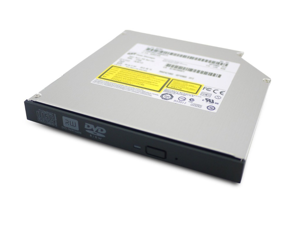 for <font><b>HP</b></font> Compaq 6720s 6710b <font><b>6510b</b></font> 8510p 6715s 6715b Notebook 8X DVD RW RAM Dual Layer DL Burner 24X CD Writer Slim Optical Drive image