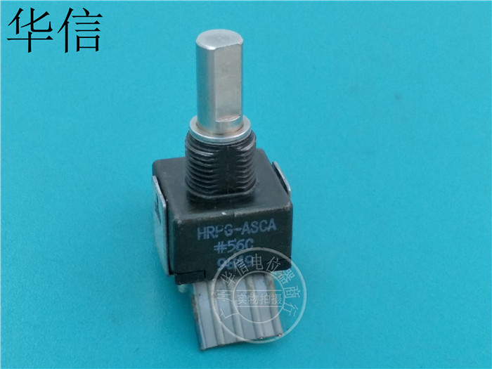 [VK] Used HRPG-ASCA # 56C photoelectric encoder row F switch[VK] Used HRPG-ASCA # 56C photoelectric encoder row F switch