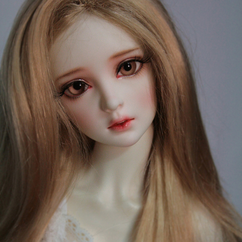 2018 New Arrival 1/3 BJD Doll BJD/SD Fashion Style Roda Resin Joint Doll For Baby Girl Gift Present With Eyes