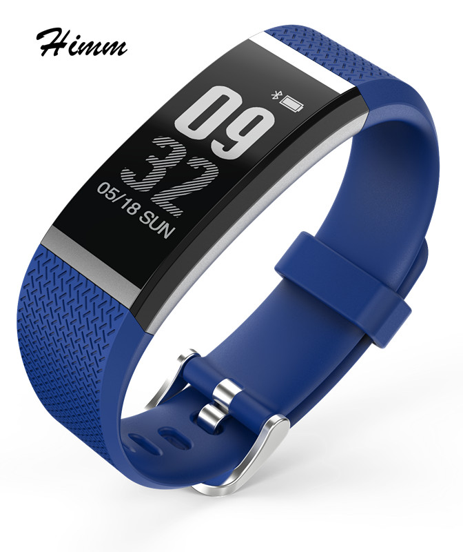 2017 G18 sport bracelet Fitness 0 96inch pmoled full touch optical heart rate sportband ip67waterproof remote