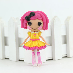 Image 4 - New arrival Mini  3Inch Original MGA Lalaloopsy Dolls Mini Dolls For Girls Toy Playhouse Each Unique