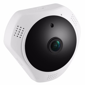 Image 2 - 360 Degree Fish eye 960P HD Panoramic IP Camera 1.3MP Wireless Security Camera & Two Way Audio, Night Vision , Motion Detection