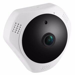 Image 2 - 360 grad Fisch auge 960P HD Panorama IP Kamera 1.3MP Wireless Security Kamera & Zwei Weg Audio, nachtsicht, Bewegungserkennung