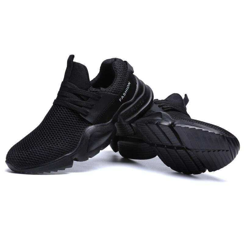 Noir Rouge blanc rouge 46 Poali Qualité Chaussures Doux Blanc Respirant Maille Confortable gris Noir Décontracté Des slip Hommes Tailles Non 2019 Supérieure Adulte FwBw1YHq