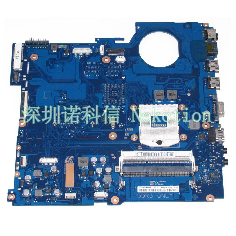 BA92-07700A BA92-07700B Mainboard For samsung RV511 RV509 Laptop motherboard HM55 DDR3 BA41-01432A BA41-01435A