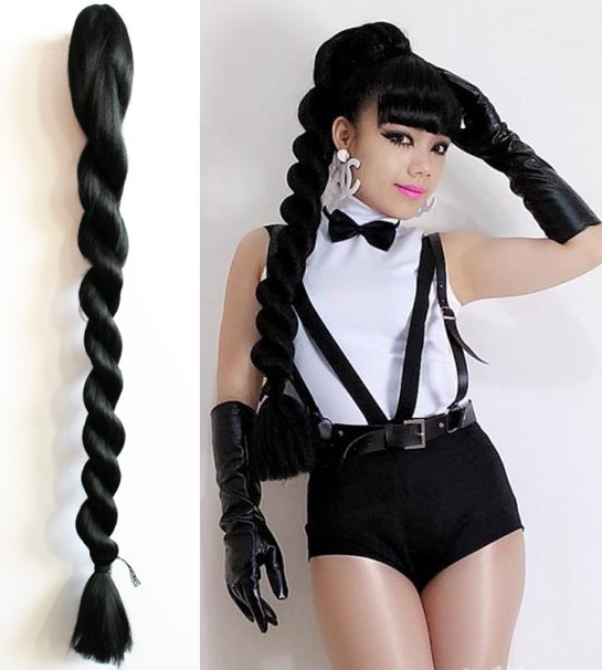 Admirable Aliexpress Com Buy 303939 Synthetic Long Curly Clip In Ponytail Short Hairstyles For Black Women Fulllsitofus