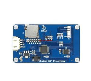 """Image 3 - 2,4 """"Nextion HMI Intelligente Smart USART UART Serielle Touch TFT LCD Panel Display Modul Für Raspberry Pi 2 EIN + B + ARD Kits"""