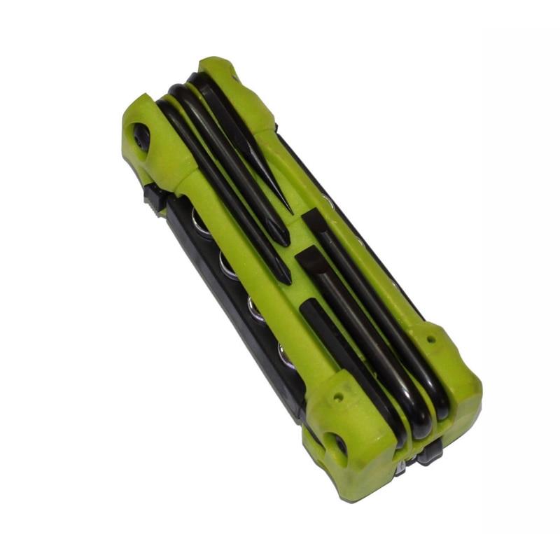 Nuevas herramientas plegables de metal multifunción Jakemy 17 en 1 - Juegos de herramientas - foto 2