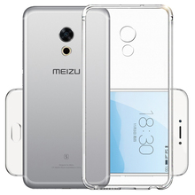 Transparent Case For Meizu M6 M5 Note M6S M5S M3 M3S Mini M5C 9 Clear Soft TPU Silicone Cover