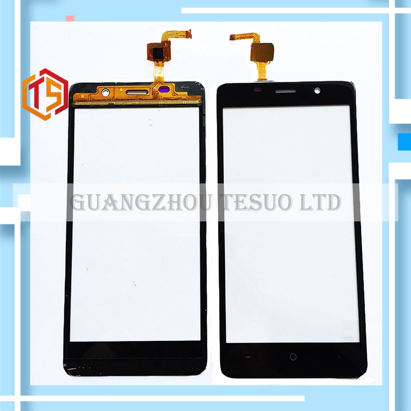 Guarantee 100% 1PC White Black Gold Touch HH Touch Panel Sensor Front Glass For Leagoo m5 Touch Screen Digitizer+Tools