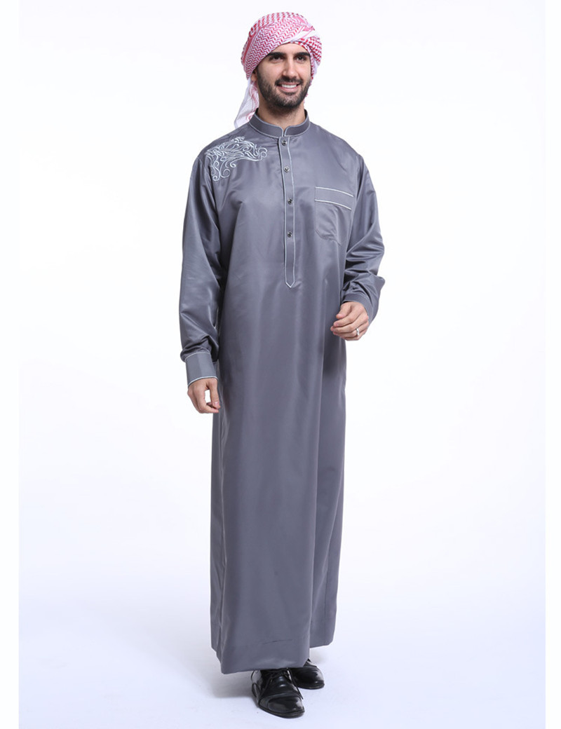 Malaysian muslim clothing arab clothing men mens kaftan thobe abaya for men muslim dress men islam