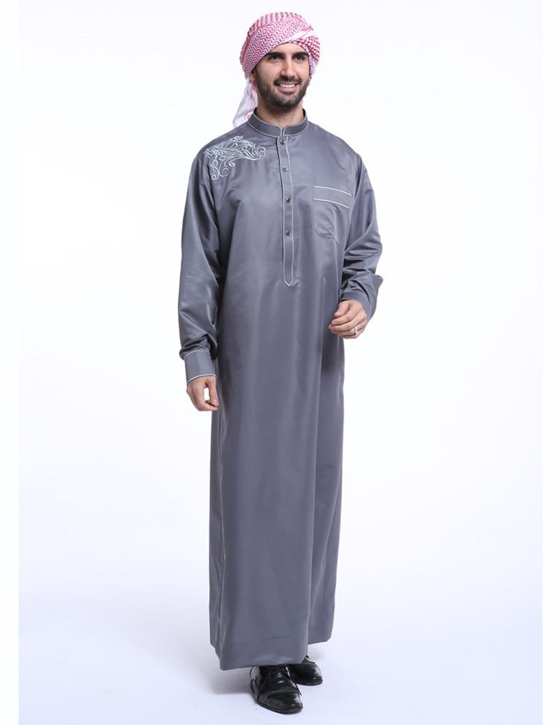 Malaysian muslim clothing arab clothing men mens kaftan thobe abaya for men muslim dress men islam