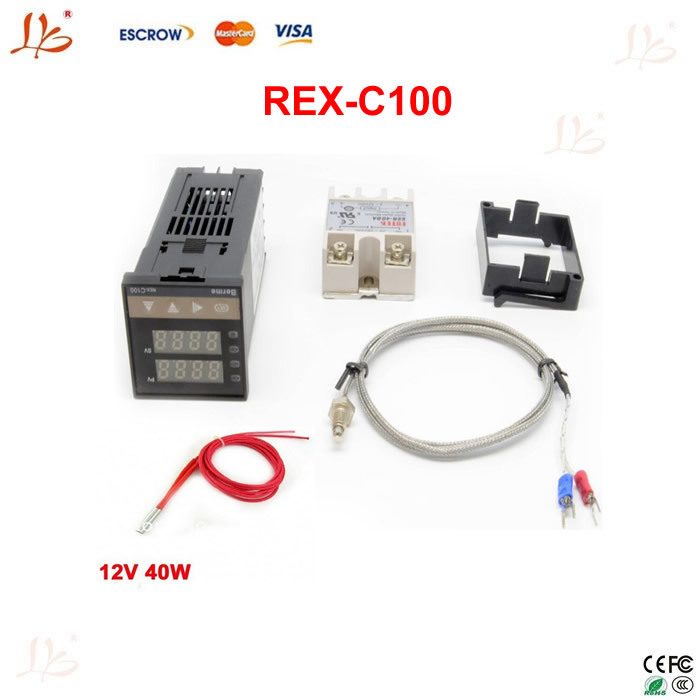 ssr fan wiring: digital pid temperature controller thermostat rex c100