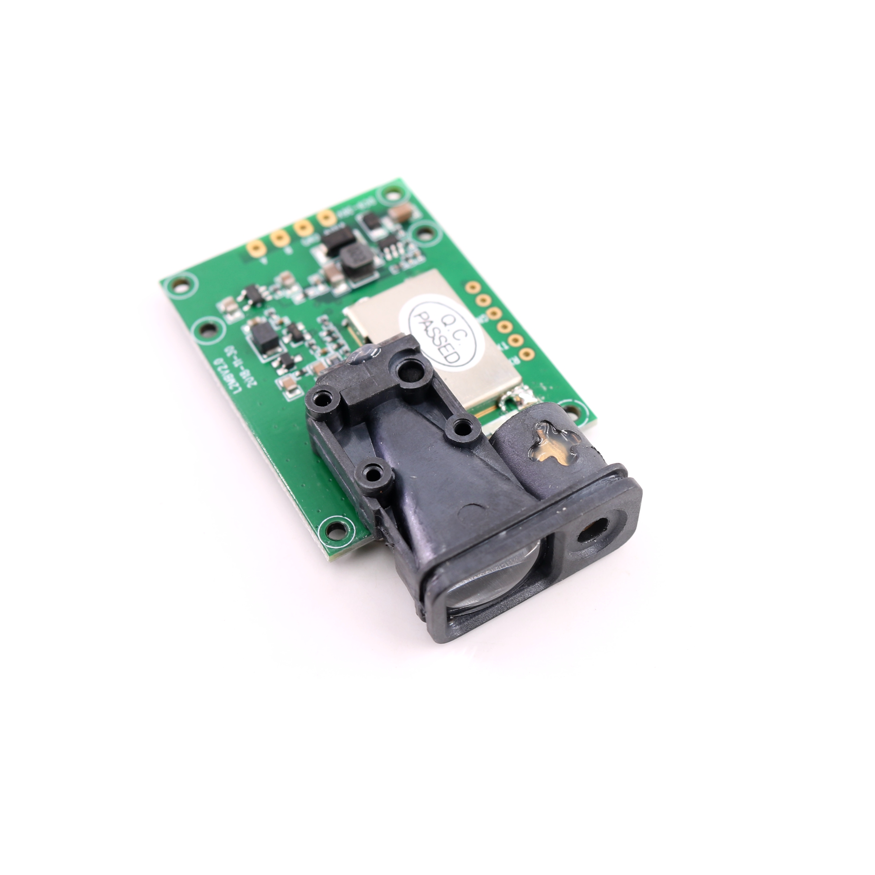 9-36V 40m Laser Ranging Module 5/10/20/30Hz RS485 Interface Modbus RTU