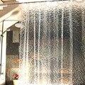1.8*1.8 м Moldproof Водонепроницаемый Сгущенных 3D Ванная Комната Ванна Душ Занавес Экологичный Белый Лучшая Цена