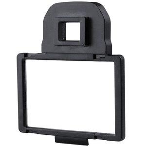 Image 2 - Funda protectora de pantalla LCD de vidrio óptico para cámara Canon 6D DSLR GGS, película protectora de pantalla