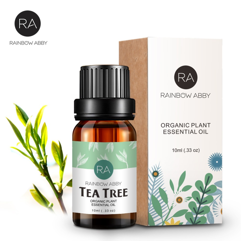 powerful acne remover Pure tea tree essential oil for acne treatment and shrink pore skin care tea tree oil hair care eucalyptus image