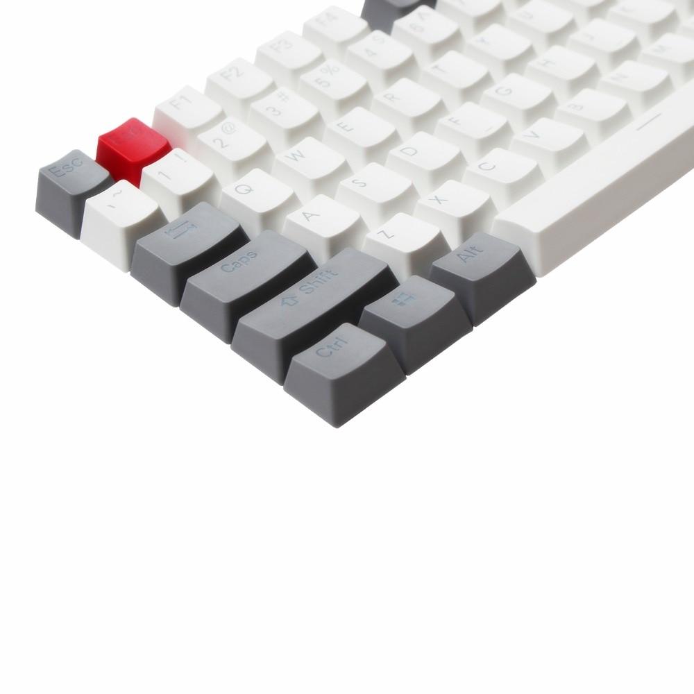 PBT Keycaps Backlit Top Print 108Keys Cherry MX Key Caps Para - Periféricos de la computadora - foto 6
