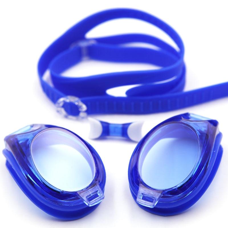 ff1d9a70065d Anti Fog Men Eyewear Waterproof Swimming Goggles Direct Price Adult Women  Swim Glasses Oculos De Nadar Antiparras Natacion-in Swimming Eyewear from  Sports ...