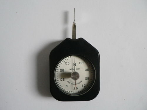 все цены на Dial Tension Gauge Force Meter Dual Pointer 1.5 N онлайн