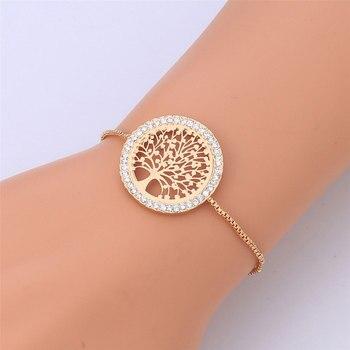 Bracelet Arbre De Vie julien D'orcel