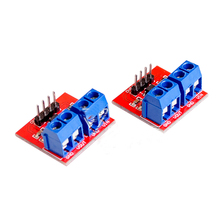 Free Ship 30pcs With track For Arduino Voltage And Current Sensor Consume Current Voltage Load Detection Module