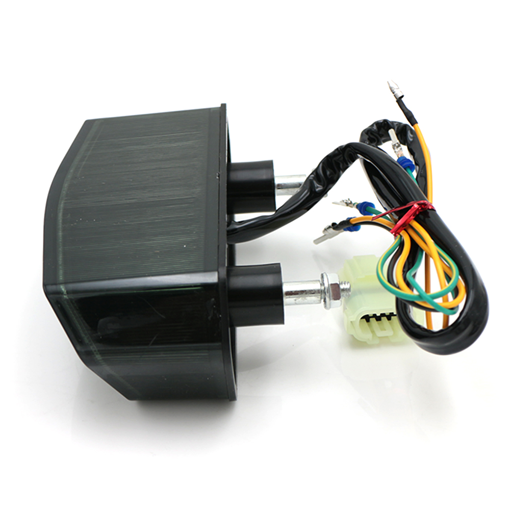 lowest price Motorcycle Signal Brake Stop Tail Light Operation Indicator Integrated Turn Signal For Honda MSX125 CBR650F CTX700 CTX700N