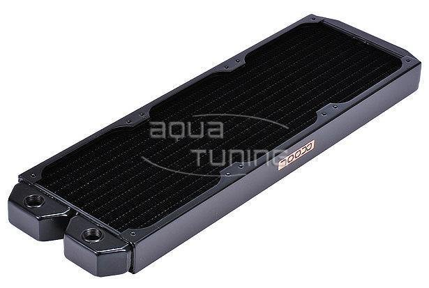 Alphacool NexXxoS copper ST30 3 120mm 360mm 480mm 30mm thick water cooling radiator computer cooler master