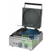 free shipping~Commercial Use Non stick 22cm 220v Electric Pancake Maker Machine Crepes machine