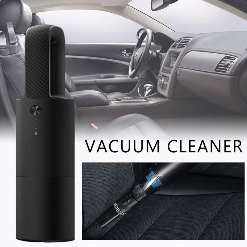 12V 2A Portable Hand Held Wireless Vacuum Cleaner Dry And Wet Car Vacuum Cleaner