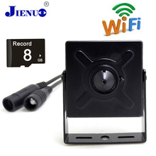 TF Card Camera IP Cameras 720P Mini Wifi  Wireless P2P Home Monitor CCTV Security Camera Home Protection Mobile Remote Cam 8G