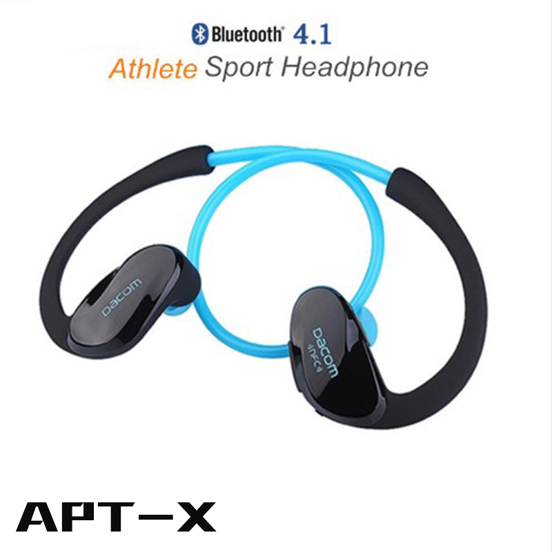 Athlete NFC Bluetooth Headphone Sweatproof Hifi Bass Sport Gaming Headset With Mic Batte ...