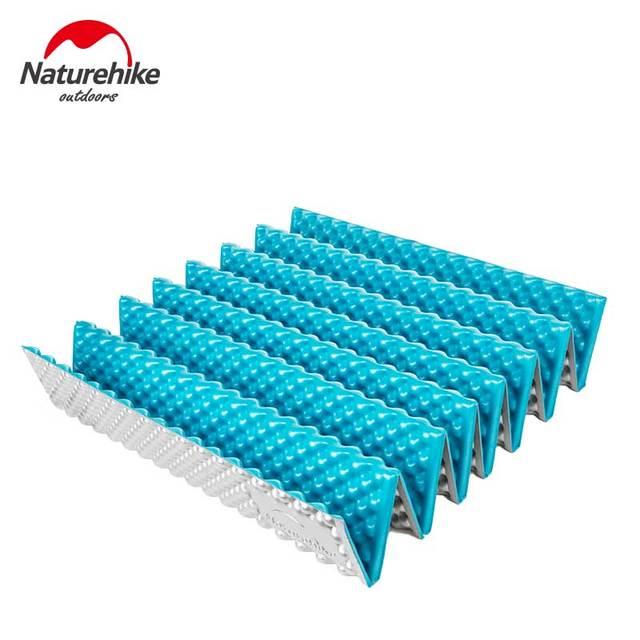 Naturehike Aluminum Film+EVA Sleeping Pad Foldable Sleeping 1