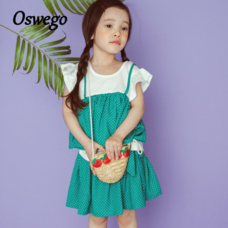 Oswego Mini Fruit Embroidered Kids Straw Bags Handbags Summer Beach Fashion Weave Casual Women Crossbody Bags For Children 2018