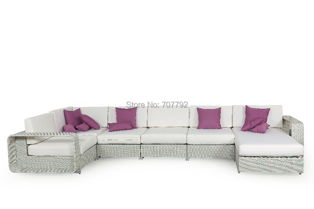 Awesome Us 778 05 5 Off London Rattan 7 Seater Corner Sofa Group In Garden Sofas From Furniture On Aliexpress Gmtry Best Dining Table And Chair Ideas Images Gmtryco