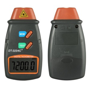 Image 5 - مقياس سرعة الدوران الرقمي لصور الليزر غير التلامس RPM Tach مقياس سرعة الدوران الرقمي للمحرك مقياس سرعة الدوران بدون اعلانات