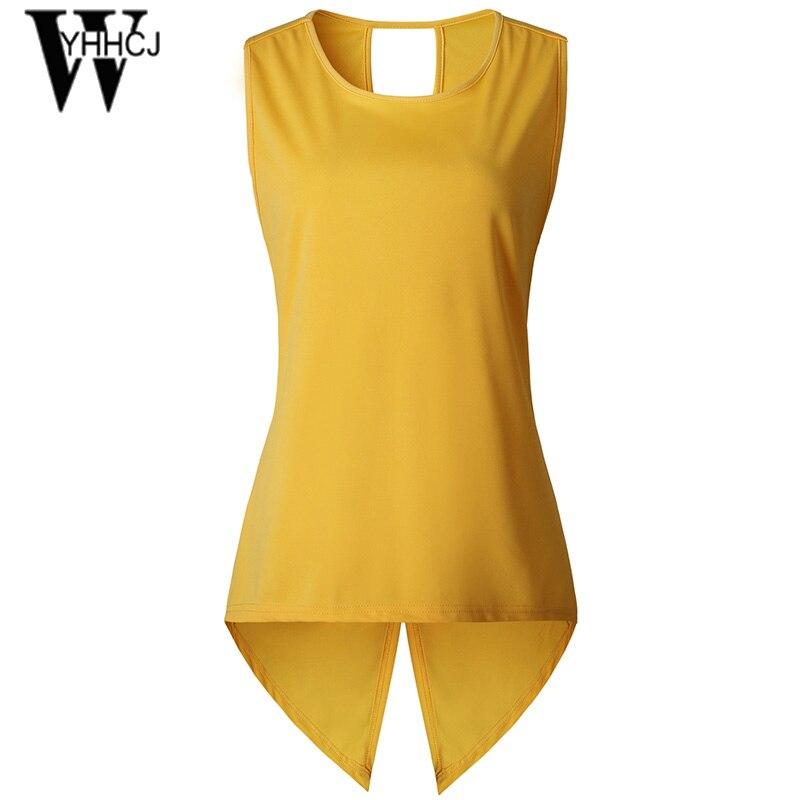 wyhhcj 2017 harajuku sleeveless women summer t shirts o. Black Bedroom Furniture Sets. Home Design Ideas