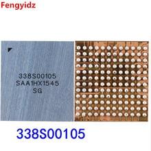50 pièces/lot 338S00105 U3101 U3500 puce audio IC grand anneau pour iPhone 6s 6s plus 7 7plus
