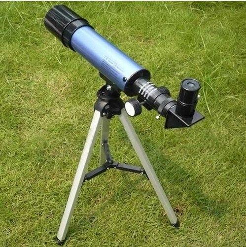 Astronomical telescope Refractor Type Space telescope w/ tripod for children student Christmas gift festival Box