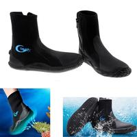 High Quality 5mm Neoprene Anti skid Scuba Diving Surfing Swim Wetsuit Boots US Size 5 12 for Diving Swimming Pool Sea Accessory