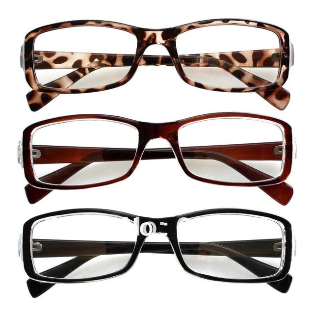 3 PRS calidad lente transparente marcos de protección UV de la ...