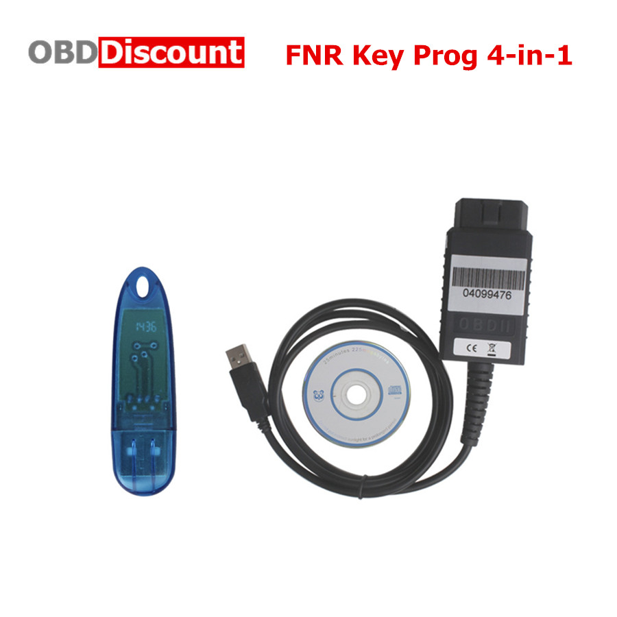 Prix pour FNR Clé Prog 4-en-1 4 dans 1 Prog Principal pour Nissan/Ford/Renault FNR Programmeur principal