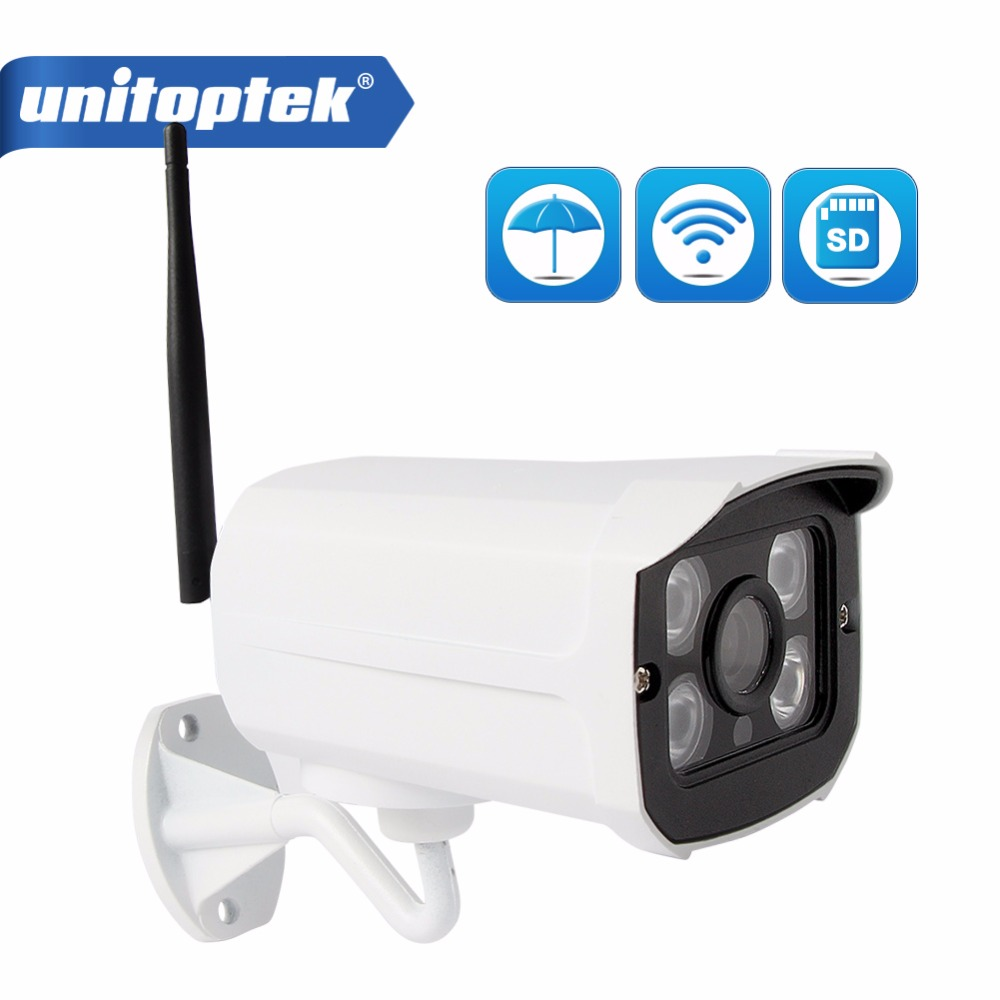 HD 720P 960P WIFI IP Camera Outdoor 1080P 2MP Home Security Cameras Onvif CCTV Wi-Fi Wireless Cam TF Card Slot APP CamHi P2P hd 1080p wireless wi fi ip camera outdoor 720p 960p surveillance home cctv security camera wifi onvif app camhi with 12v power