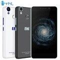 "Original THL MT6737 T9 Teléfono Celular 1 GB RAM 8 GB ROM Quad-Core 1.3 GHZ 5.5 ""pantalla 13.0MP Cámara Android 6.0 OS 3000 mAh Teléfono Inteligente"