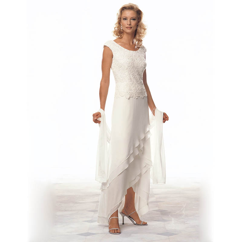 Popular Mother of The Bride Beach Wedding Dress-Buy Cheap Mother ...