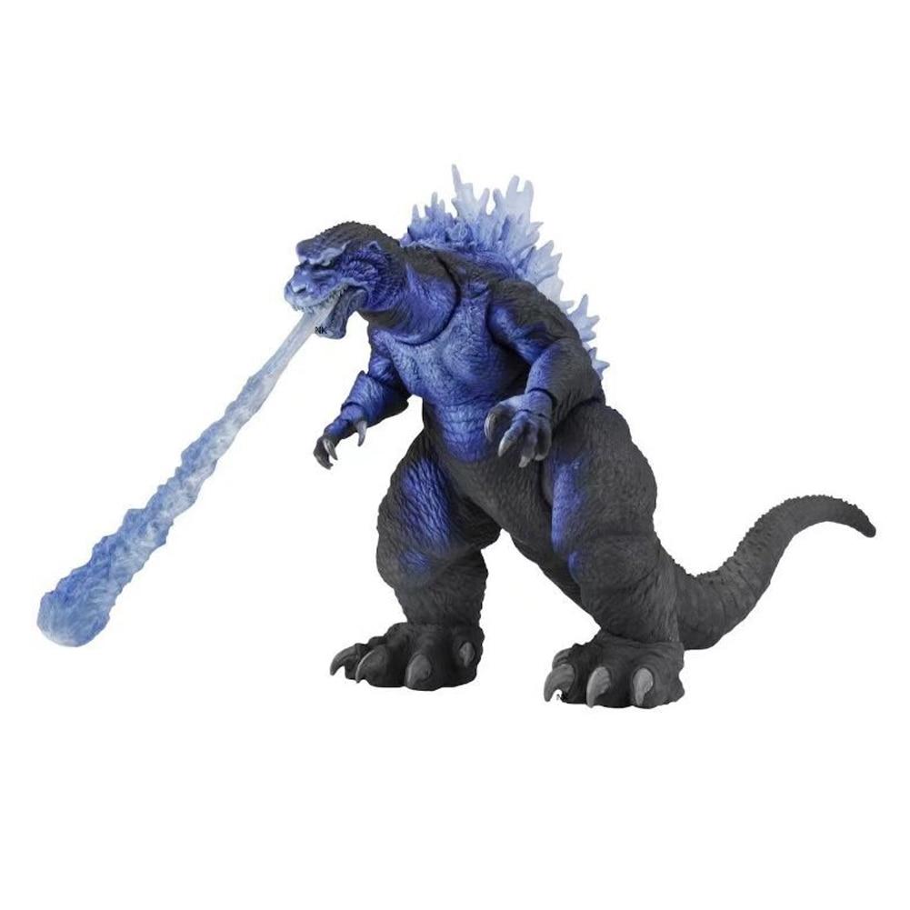 все цены на NECA GODZILLA 2001 ATOMIC BLAST 20cm PVC Action Figure Collectible Model Toy онлайн